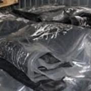 Сырая резиновая смесь товарная невулканизированная маслобензостойкая 8130 фото