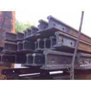 Рельс Р 65 125 м. Р 50 125 м. с износом фото