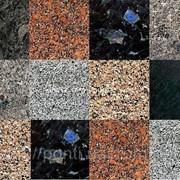 Изготовление плитки из природного камня.