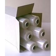Стретч пленка для автоматической упаковки палетт фото