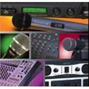 Системы звуко-технические фото