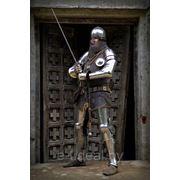 Прокат рыцарских доспехов фото