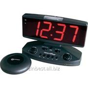 Часы-будильник со световым и вибрационным сигналом Wake'n'Shake фото