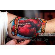 Татуировка Боксерские Перчатки (3 сеанса) фото