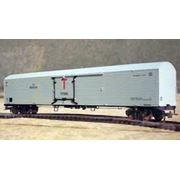 Продам железнодорожные вагоны АРВ  ДЕССАУ с холодильным оборудованием без колесных пар в хорошем состоянии фото