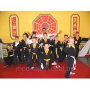 Ушу для детей Школа Тайпин фото