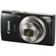 Цифровой фотоаппарат Canon IXUS 177 Black (1144C003) фото