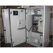 Станции управления и защиты (СУЗ) насосными агрегатами первого и второго подъемов фото