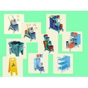 Инвентарь уборочный Инструмент компании TTS фото