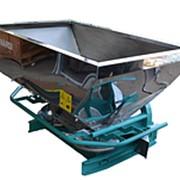 Разбрасыватель минеральных удобрений 800-1500л. SPDD (Nardi) фото