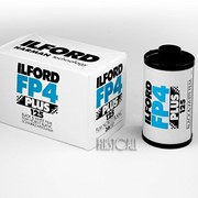 Фотопленка ILFORD FP4 125 PLUS 120 фото