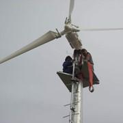 Ветрогенератор 5 KW , с изменяемым углом атаки лопастей фото