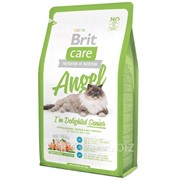 Сухой корм для кошек Brit Care Cat Angel I am Delighted Senior - 7 кг фото