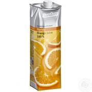 Sandora сік 1л ексклюзив із флоридських апельсинів фото
