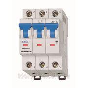 Автоматический выключатель BM6 3p C 50А (6 kA) фото