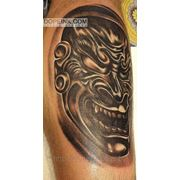 Татуировка Демон (2 сеанса) фото