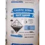 Сода каустическая (гранула) Россия, Китай в мешках по 25 кг