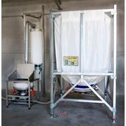 Оборудование для растаривания (муки, сахара, сухого молока и других компонентов) из мешков; фото
