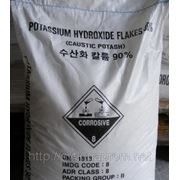 Гидроксид калия оптом фото