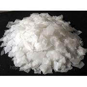 Сода каустическая чешуйкой( NaOH). фото
