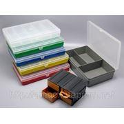 Органайзеры, кассетницы и сортировщики из пластика фото