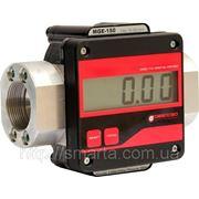 Счетчик учета большого протока топлива, бензина,легких масел - MGE-250, 15-250 л/мин (Gespasa) фото