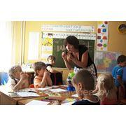 Подготовка к школе с английским языком фото