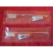 Зубная щетка+паста для гостиниц фото
