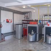 Проектирование центральных тепловых пунктов (ЦТП, ИТП) фото