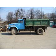 Вывоз строймусора цена. Вывоз строительного мусора недорого Киев. фото