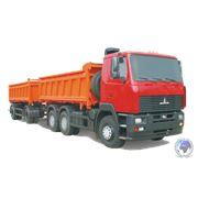 МАЗ-650108-020 Автомобиль-самосвал для сыпучих грузов фото