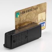 Считыватель магнитных карт с памятью, автономный ридер магнитной полосы Mini 400