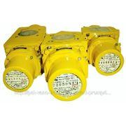 Счетчик газа роторный G16 РГА-Ex 1:100 фотография