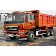 Автомобили грузовые самосвалы XCMG. Продажа аренда сервис новой и б/у строительной техники XCMG. фото