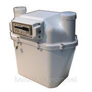 Счетчик газа диафрагменный с термокомпенсатором фото