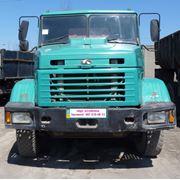 Автомобиль грузовой самосвал КРАЗ 65055 20 тонн 12 м.куб фото