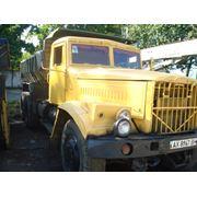 Самосвал КрАЗ-256 Б1 фото