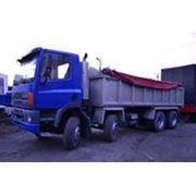 Автомобили грузовые самосвалы DAF фото