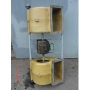 Вентилятор центробежный в спиральном корпусе типа «улитка» фото