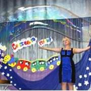 Шоу гигантских мыльных пузырей на выпускной фото