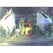Мини-завод для производства сухих строительных смесей - Линия ССС от 1 до 20 тонн в час фото