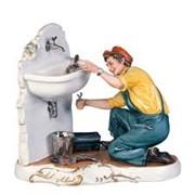 Сантехнические услуги фото