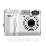 Цифровой фотоаппарат «Nicon CoolPix 4600» на прокат фото