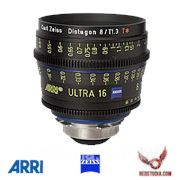 Аренда объективов Arri Zeiss Ultra Prime 16 (PL-mount) фото