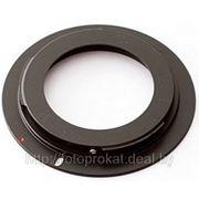 Переходное кольцо EOS-M42 без одуванчика Прокат Аренда фото