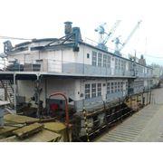 Суда ремонтные мастерские плавучие. Продажа флота. фото