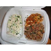 Обеды для строителей, обеды на производство. фото