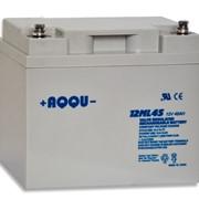 Аккумулятор AQQU 12ML45 (12V 45Ah) фото