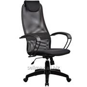 Кресло для персонала Metta BP-8Pl, черное фото