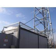 Мачты мобильной связи продается стальная оцинкованная башня трехгранная 60м. В комплекте документация КМД и все необходимые сертификаты фото